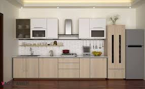 Consider these Yagotimber s straight modularkitchen interiordesigns for your home Visit