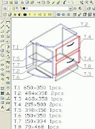 Woodworking Design Software Free Download by Furniture Design Software Free Download Free Woodworking Plan