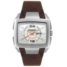 diesel black friday deals diesel hal black leather analog digital men u0027s watch dz7302
