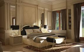 Bedroom In Classical Style Home Interior Design Kitchen And - Interior design classic style