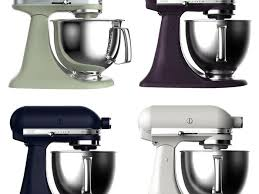 kitchenaid mixer colors see kitchenaid s new food inspired stand mixer colors cooking light