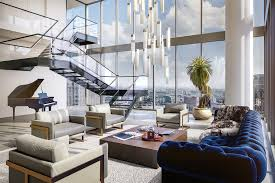 modern penthouses one of the first penthouses to be built in downtown los angeles in