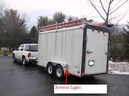 enclosed trailer exterior lights enclosed trailer suggestions page 2 tools equipment
