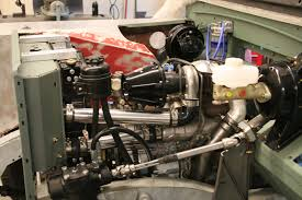 land rover series 3 engine 200tdi intercooler solution u2013 tin shack restoration