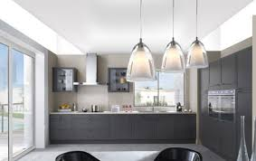 cuisine gris foncé cuisine gris clair prvenant modele cuisine grise indogate cuisine