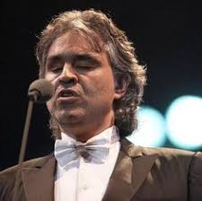 Blind Italian Singer Time To Say Goodbye Andrea Bocelli A Night In Tuscany Opera To The Max Pinterest