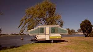 vintage 1975 jayco camper video
