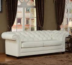 White Leather Chesterfield Sofa Best Leather Chesterfield Sofas 2017 Leather Chesterfield