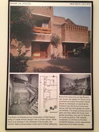 the house that raj rewal built for a toi editor sans serif