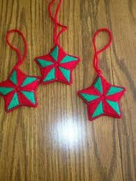 pc ornament tutorial plastic canvas ornament and canvases