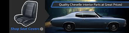 1970 Chevelle Interior Kit Chevelleinteriorparts Com