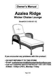 Better Homes And Gardens Azalea Ridge 4 Piece Patio Better Homes And Gardens Azalea Ridge Chaise Lounge Walmart Com