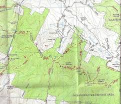 Stars Hollow Map Hiking Camping U2013 The Liberal Traveler