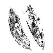 41 badass weapon tattoo designs
