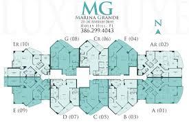 marina grande on the halifax condos floor plan 231 241 riverside