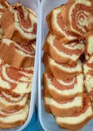 tips membuat bolu zebra 313 resep bolu zebra panggang enak dan sederhana cookpad