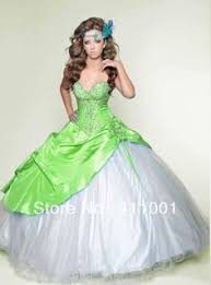 light green wedding dress lime green and white wedding dresses at exclusive wedding