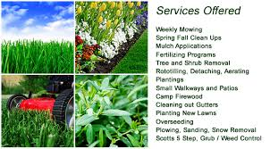 Mowing Business Cards 6 Steps Of How To Start A Lawn Care Business Hirerush