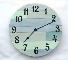 themed clock best 25 tropical wall clocks ideas on style