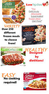 62 best diet with frozen meals images on pinterest frozen meals