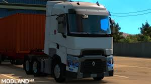 truck pack v1 5 american truck simulator mods ats mods renault t mod for american truck simulator ats