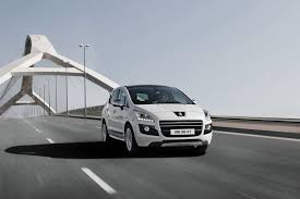 Peugeot 2008 Hybrid4 The World U0027s First Diesel Fueled Hybrid
