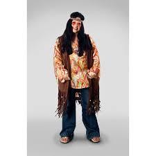 Walmart Size Halloween Costumes Lava Diva Hippie Vest Unisex Size Halloween Costume