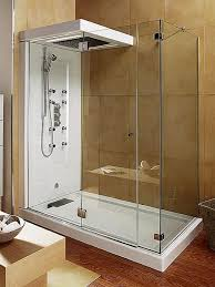 Bathroom Shower Inserts Image Of Shower Stalls And Kits Lovely Design Full Size Of Cast