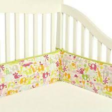 tiddliwinks safari crib bumpers ebay