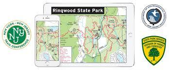 New York State Map Pdf by Nj State Park Maps On Avenza U0027s Pdf Maps App Qr New York New