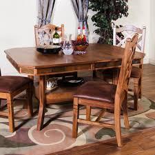 loon peak extendable dining table loon peak fresno extendable dining table products