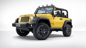jeep unveils seven new concepts 2015 jeep wrangler rubicon rocks star unveiled ahead of geneva debut