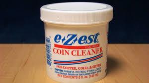 review of e z est coin cleaner for silver bullion youtube
