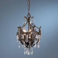 Chicken Wire Chandelier Antique Reproduction Crystal Drop Ceiling Chandelier Shades Of Light