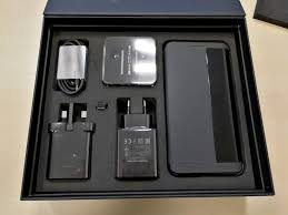 huawei mate 9 porsche design unboxing and hands on benchmarks