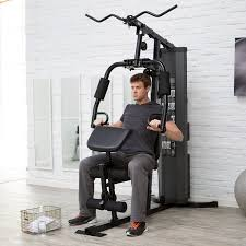 amazon com marcy home gym sports u0026 outdoors