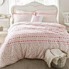 Pale Pink Duvet Cover Pink Duvet Covers U0026 Pillow Cases Home Debenhams