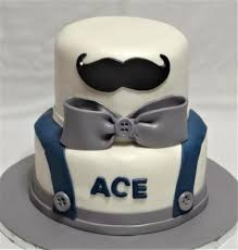 mustache and bow tie baby shower mustache baby shower cake cakes ideas