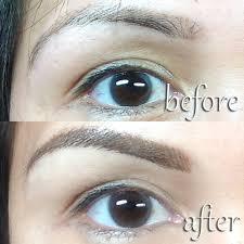 permanent eyebrows best permanent makeup in los angeles