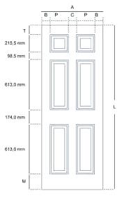 Standard Height Of Interior Door Standard Interior Door Size Handballtunisie Org