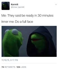 Frog Memes - damn twitter back at it again with the kermit the frog memes