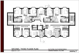 multi unit house plans home architecture small skinny house plans this unit is about the