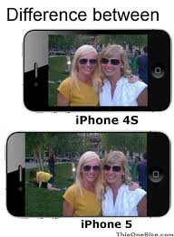Iphone 4s Meme - difference between iphone 4s and 5 this one site