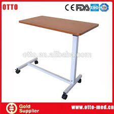 hospital bed tray table hospital bed tray table patient dining table buy patient dining