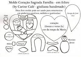 giuliana hecho a mano original corazón molde de la sagrada