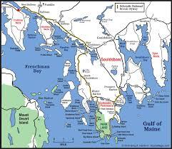 national harbor map schoodic map schoodic point winter harbor gouldsboro corea maine