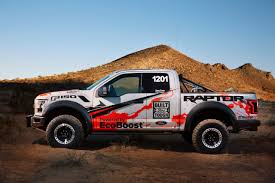 Ford Raptor Truck Wraps - 2017 f 150 ford raptor race truck hits the sand
