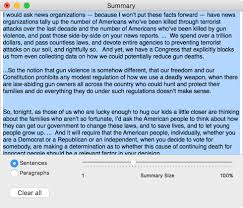 resume builder for mac how to get your mac to summarize text for you how to summarize text