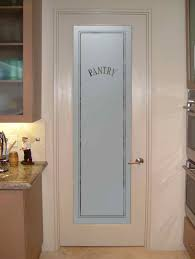 classic pantry door customize your glass and door any size as
