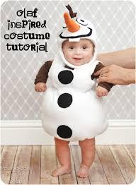 olaf costume snowman costume peek a boo pattern shop